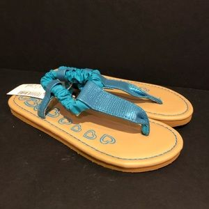 Children's Place Shoes - Teal sandals size 13
